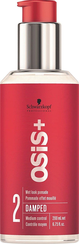 Schwarzkopf Professional Osis Damped Wet Look Pomade Tratamiento Capilar – 200 ml
