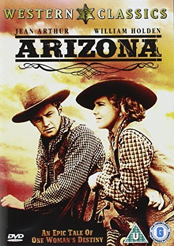 Arizona [DVD] [1940] by William Holden