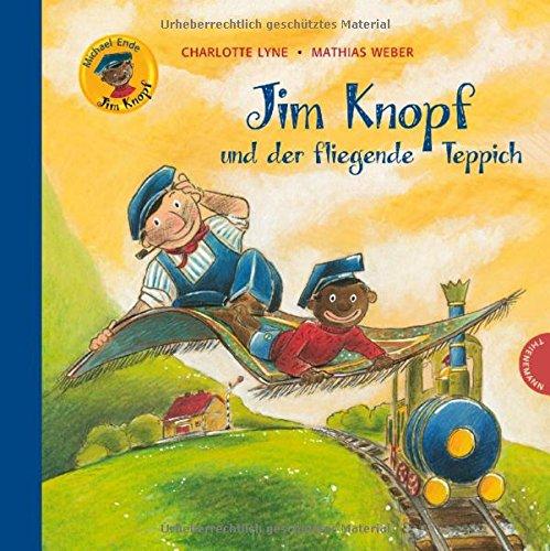 Preisvergleich Produktbild Jim Knopf und der fliegende Teppich