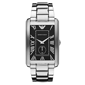 emporio armani men s watch ar1608 emporio armani amazon co uk emporio armani men s watch ar1608