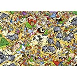Ravensburger 19163 'Asterix Boar Hunting' Jigsaw Puzzle 1,000 Pieces