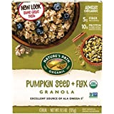 Natures Path Organic - Granola Flax Plus Pumpkin - 11.5 Oz (pack Of 2)