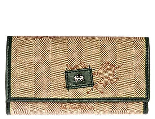 la-martina-women-wallet-green-one-size