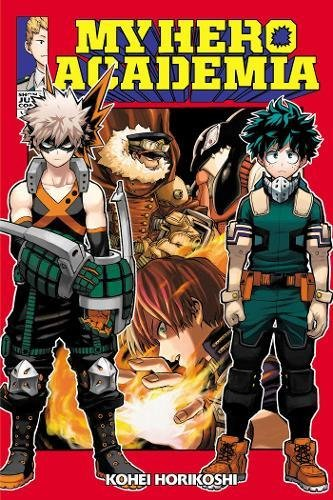 My Hero Academia, Vol. 13 Cover Image