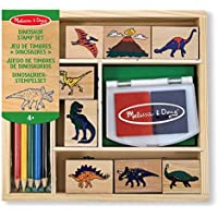 Dinosaur Stamp Set: Arts & Crafts - Stamp