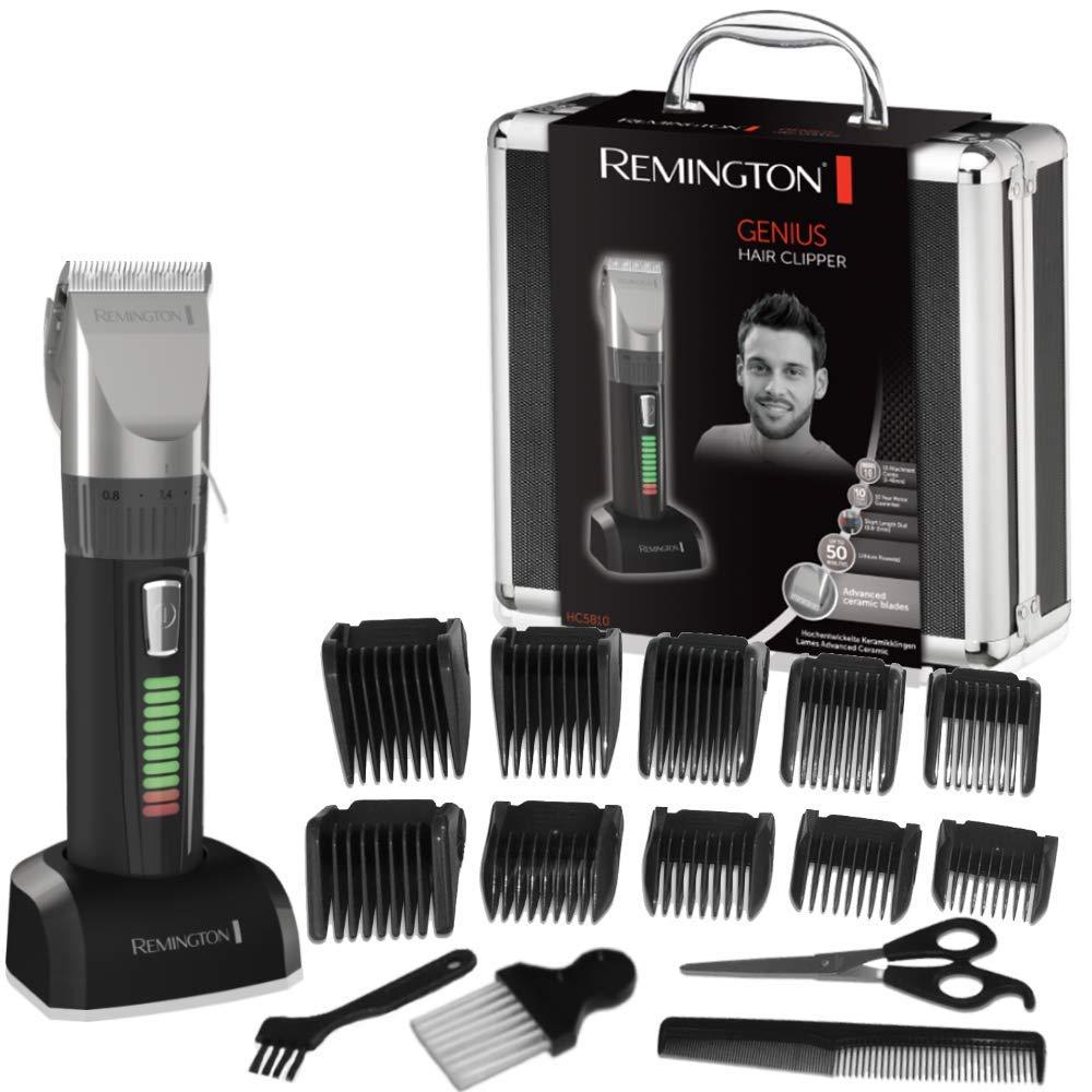 Remington HC5810 Pro Advanced Ceramic – Cortapelos con indicador LED