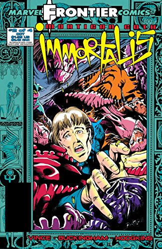 Mortigan Goth: Immortalis (1993-1994) #2 (of 4) (English Edition)