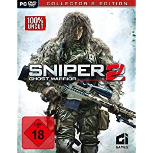 Sniper: Ghost Warrior 2 – Collector's Edition (100% uncut)