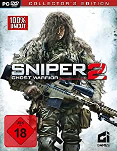 Sniper: Ghost Warrior 2 - Collector's Edition (100% uncut)