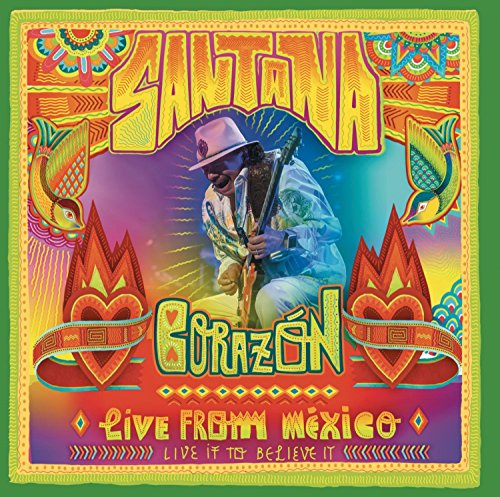 Corazn - Live from Mexico: Live It to Believe It