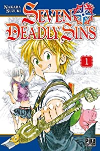 Seven Deadly Sins Edition simple Tome 1