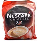 Nescafé 3 in 1 Original Soluble Coffee Beverage, 30 Sachets Bag