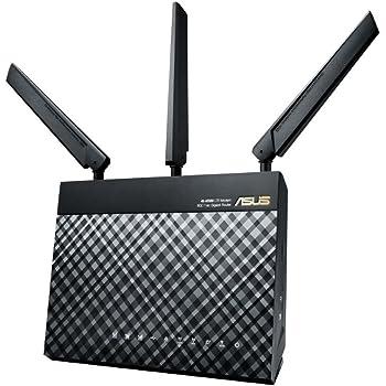 Asus 4G-AC55U Routeur-Modem Wi-Fi AC1200 4G LTE Double Bande Antenne