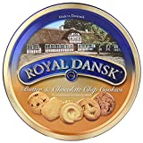 #6: Royal Dansk Butter and Chocochip Chips Cookies, 400g
