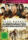 Maze Runner - Die Auserwählten in der Brandwüste - James Dashner