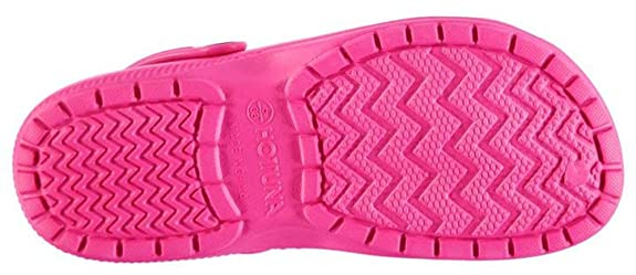 Juniors Boys Girls Everyday Beach Pool Ventilation Holes Clogs:  Amazon.co.uk: Shoes & Bags