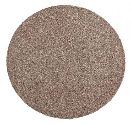 HANSE Home Soft & Clean Fussmatte Schmutzfangmatte, Polyamid, Taupe, 75 x 75 x 0.7 cm