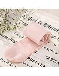 ZYTAN fille Printemps des tas de chaussettes chaussettes enfants chaussettes chaussettes de coton peignés en dentelle. 6 paires