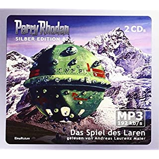 Perry Rhodan Silber Edition - Das Spiel der Laren, 2 MP3-CDs
