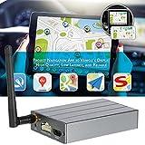 mirascreen Auto Wifi Display Box Teilen Telefon zu Auto-Airplay DLNA Mirroring Miracast Unterstützung iOS Android GPS Navigation