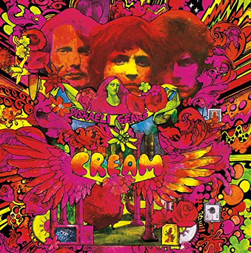 Disraeli Gears - Faith Cd Blind