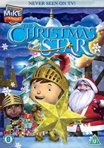 Mike The Knight The Christmas Star Dvd Amazon Co Uk