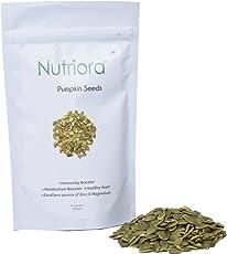 Nutriora Healthy Diet Snack Pumpkin Seeds Weight Management Gym Food - 200gm