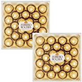 #5: Ferrero Rocher, 24 Pieces ( Pack of 2 ), Free ChoocKick Eco Friendly Pen