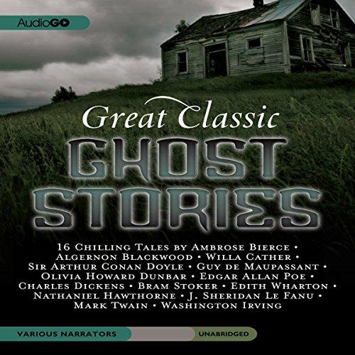 Great Classic Ghost Stories  Audiolibri