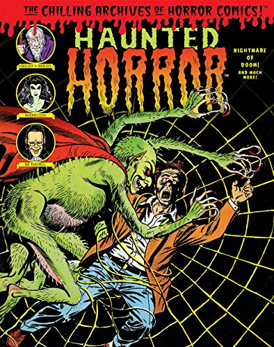 tmare of Doom! (Chilling Archives of Horror Comics) (Halloween Math Comics)