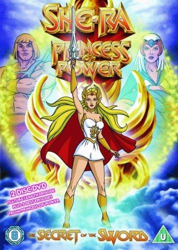 Preisvergleich Produktbild She Ra - The Secret of The Sword [2 DVDs] [UK Import]