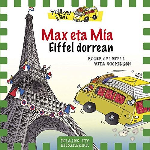 Yellow Van 13. Max eta Mia Eiffel dorrean por Vita Dickinson