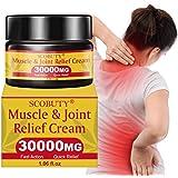 Creme Anti Douleur,Pain Relief Cream,Crèmes Soulageant, Crème Relaxantes Massage Anti Inflammatoire des Muscles Articulations