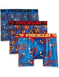 Freegun X3, Boxer Homme, (lot de 3)