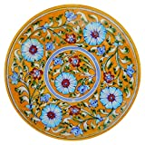 #7: Shriyam Craft Decorative Wall Hanging Handmade Plate