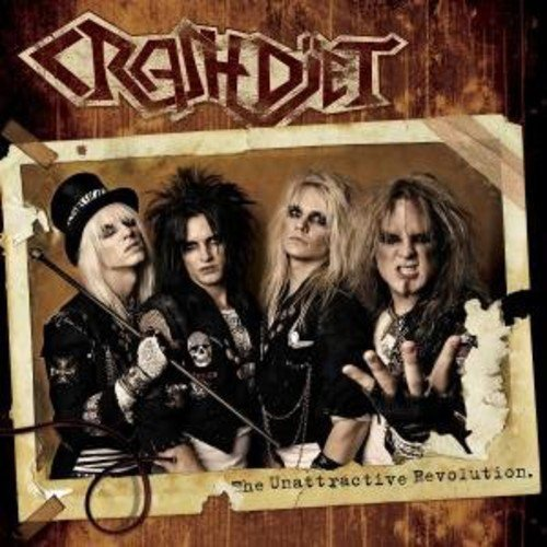 Unattractive Revolution by Crashdiet (2007-10-03)