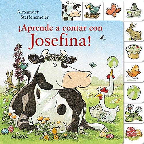 Portada del libro ¡Aprende a contar con Josefina! (Primeros Lectores (1-5 Años) - Josefina)