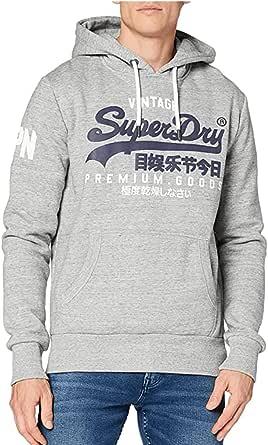 Superdry Men's Vl Ns Hooded Sweatshirt