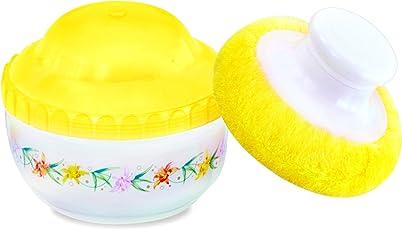 Little's Powder Puff (Yellow)