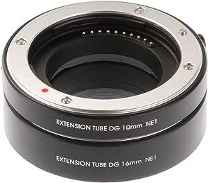 Ruili Autofokus Makro Zwischenringe Extension Tubes 10mm 16mm Für Samsung Nx Mount Nx1 Nx10 Nx20 Nx200