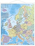 Europa Organisationskarte