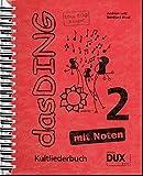 Das Ding 2 mit Noten: Kultliederbuch mit Noten und Akkordbezifferung - Bernhard Bitzel