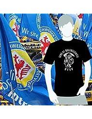 World of Football T-Shirt Sons of Braunschweig BTSV schwarz - XL