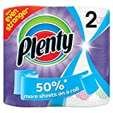 Plenty Fat Designer Kitchen Towel ( 2 Packs of 6 Rolls, Total 12 Rolls)