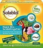 Solabiol Neem Bio-Schädlingsfrei, 30 ml biologische Schädlingsbekämpfung