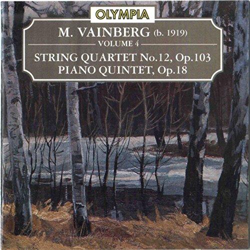 tet, Op. 18 & String Quartet, Op. 103 ()