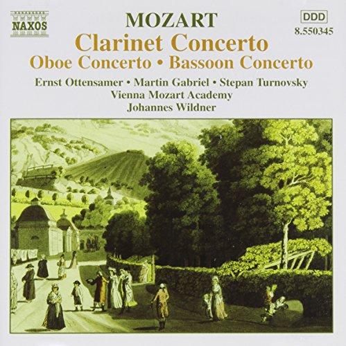 Conciertos Para Oboe, Fagot Y Clarinete