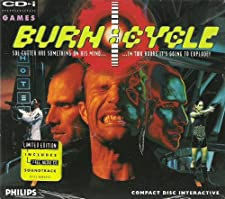 Burn Cycle: Mission Briefing (CD-i)