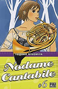 Nodame Cantabile Edition simple Tome 6