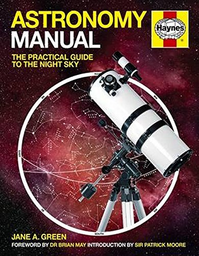 Astronomy Manual: The Practical Guide To The Night Sky (Haynes Manuals) por Jane A. Green